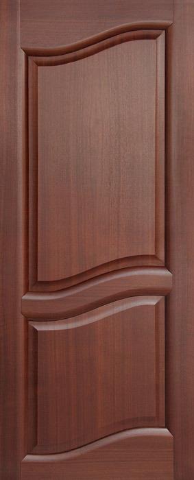 Дверь межкомнатная Россич,Парус ДГ, Цвета: Анегри, Красное дерево