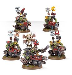 Ork Flash Gitz