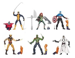 Marvel Legends 2012 — Series 02 Revision 05
