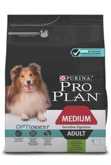 Purina Pro Plan Large Robust Adult для взрослых собак средних пород с ягненком