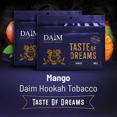 Табак Daim 100 г Mango
