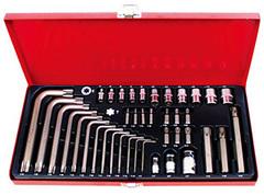 Набор инструмента AmPro (45 предметов) TORX T33271