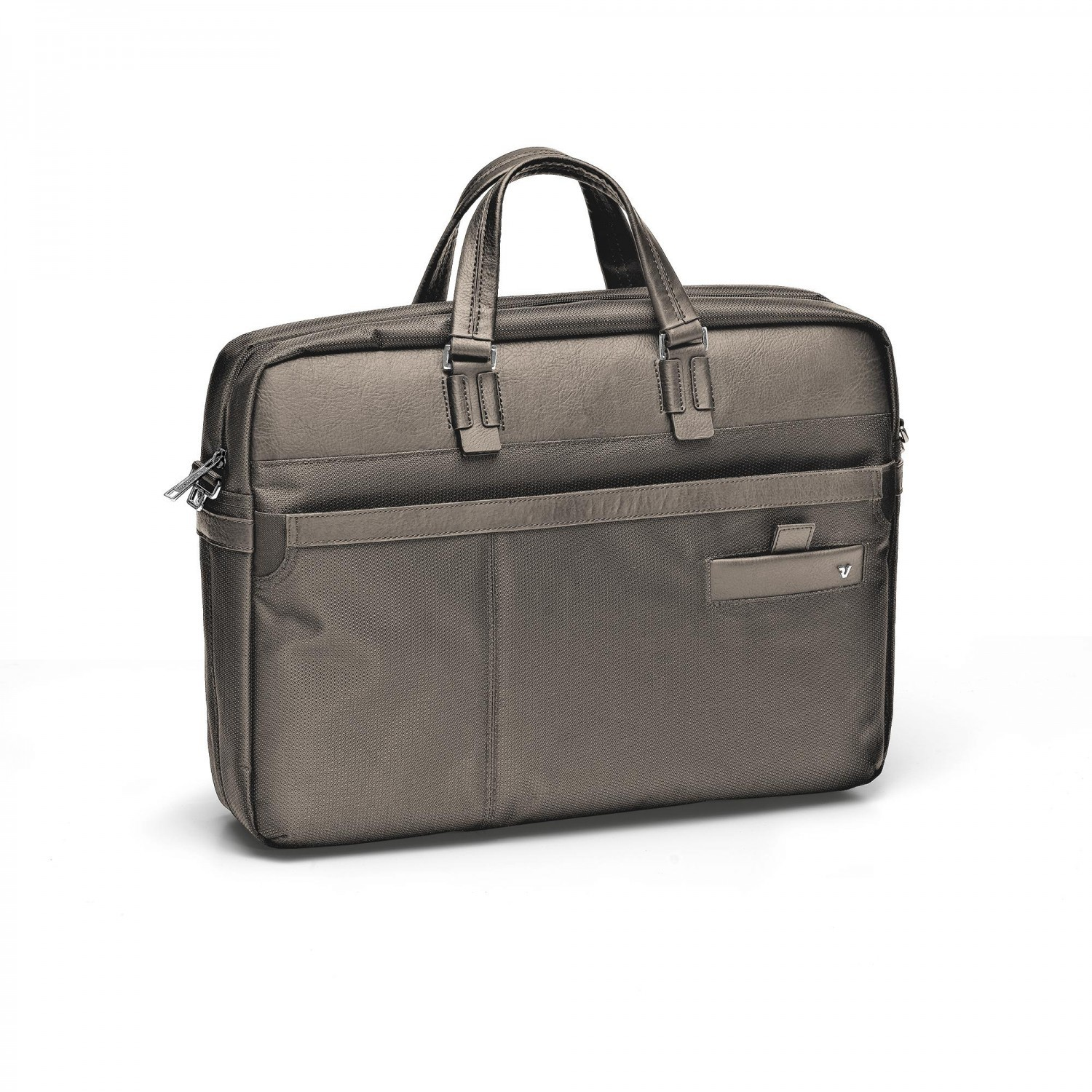Сумка Roncato Harvard LAPTOP BAG 1 comp. Ecru