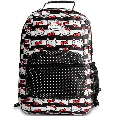 Рюкзак Be Packed ju-ju-be Hello Kitty Dots & Stripes