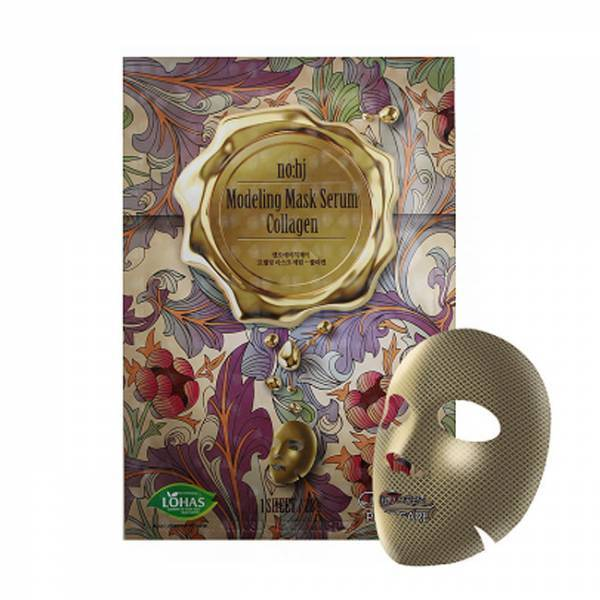 Тканевая маска с коллагеном NOHJ Modeling Mask Serum Collagen