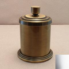 Емкость для ватных дисков Windisch Scala хром