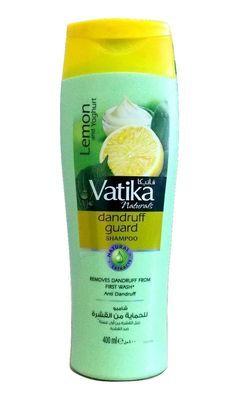 Шампунь для волос (VATIKA Против перхоти) 400 мл