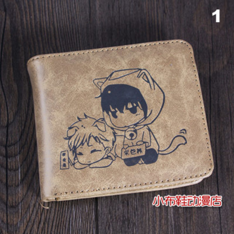 Anime Wallet set 2