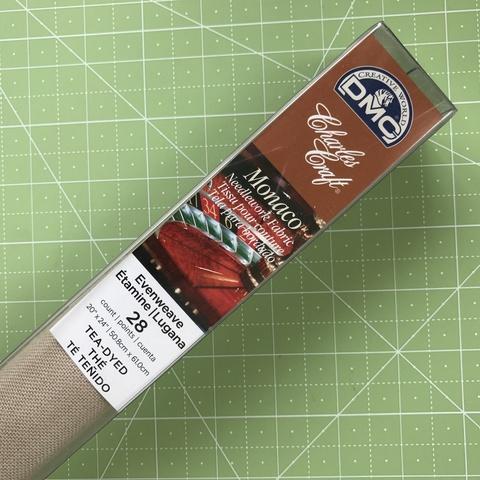 Канва DMS для вышивания (col. 6147), 100% хлопок