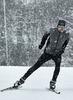 Элитный лыжный костюм Craft Sharp Softshell XC Grey мужской
