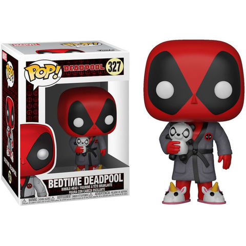 Funko Bedtime Deadpool (No. 327)