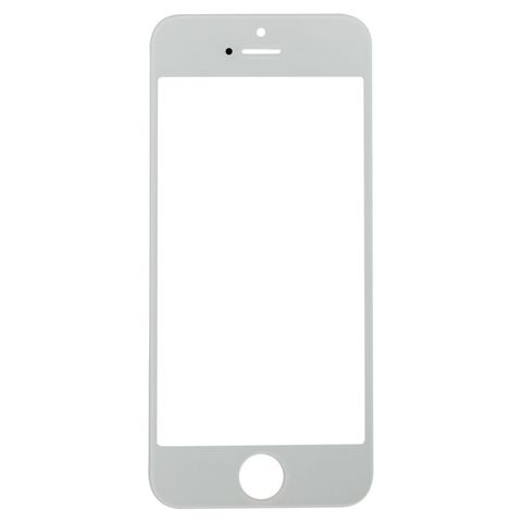 Стекло фронтальное в сборе с рамкой IPhone 5/5S/5C
