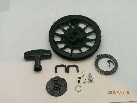 Ремкомплект UNITED PARTS для ручного стартера HONDA GX160/200 (все,кроме крышки и шнура)