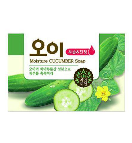MUKUNGHWA Soap Мыло огуречное, 100 гр Moisture Cucumber Soap 100g