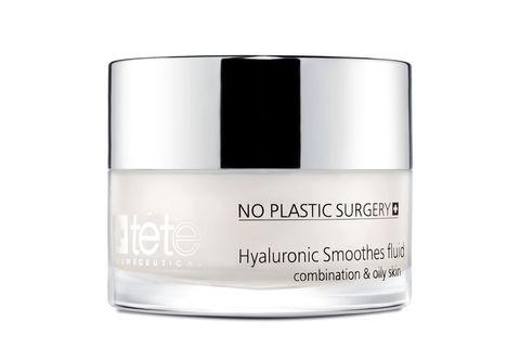 Tete Hylauronic Smoothes fluid - Флюид липосомальный для жирной/комбинированной кожи