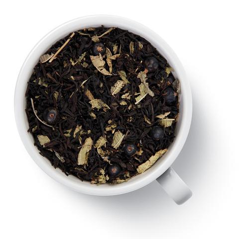 Вечерняя звезда Чай Gutenberg черный ароматизированный 100 гр.