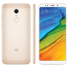 Xiaomi Redmi 5 Plus 3/32GB Gold - Золотой