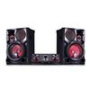 Аудиосистема LG с диджейскими функциями и караоке XBOOM CJ98 + NJ98
