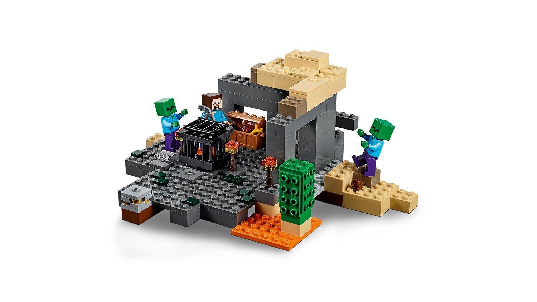Лего Майнкрафт 21119