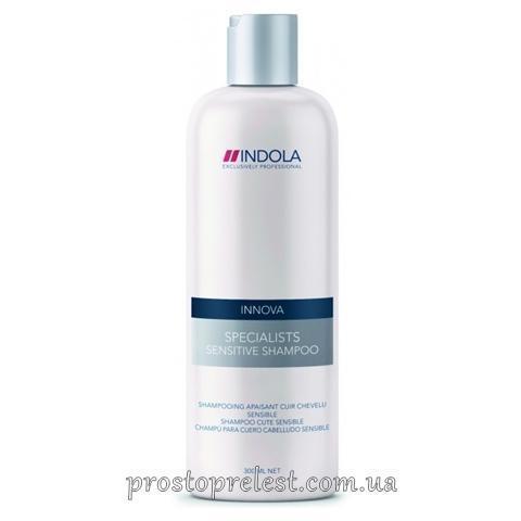 Indola Innova Specialists Sensitive Shampoo - Шампунь для чувствительной кожи головы