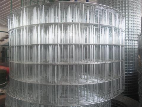 Сетка сварная 0,25х25м (Оцинкованная)