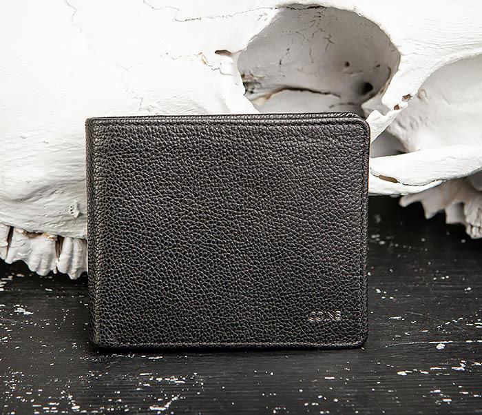 WL320-1 Классическое мужcкое портмоне для карт и купюр, «Santini» фото 02