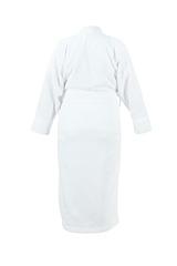 Элитный халат махровый Abyss & Habidecor Honey 100 белый