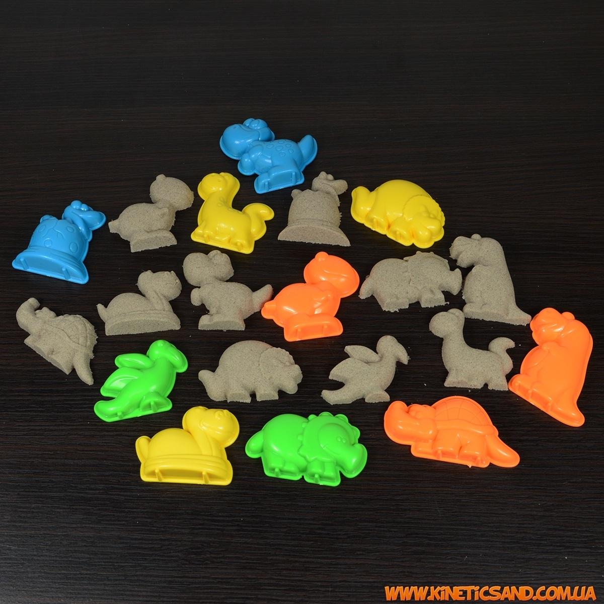набор кинетического песка купить в украине