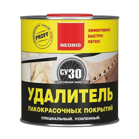 Neomid удалитель ЛКП