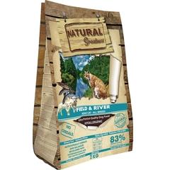 Natural Greatness Field & River Recipe сухой корм для кошек