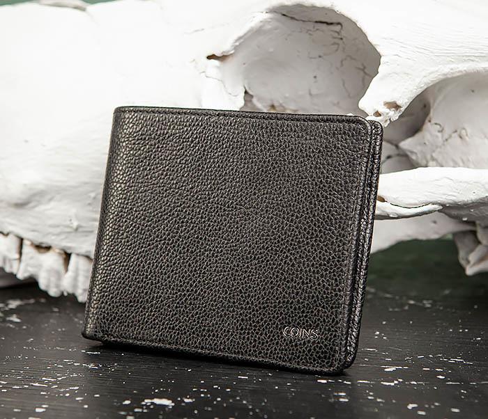 WL320-1 Классическое мужcкое портмоне для карт и купюр, «Santini» фото 03