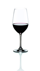 Набор бокалов для красного вина 2шт 400мл и декантер 1шт 970мл Riedel Vinum Fortwo