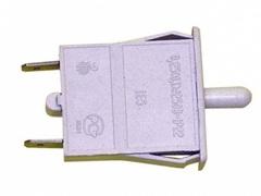 Выключатель кнопочный ВОК 3 для холодильников  ARISTON (АРИСТОН), STINOL (СТИНОЛ), INDESIT (ИНДЕЗИТ) 851049