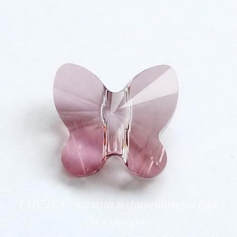 5754 Бусина в виде бабочки Сваровски Crystal Antique Pink  8 мм ()