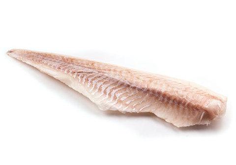 Треска экспортная, филе замороженное, 2.3кг