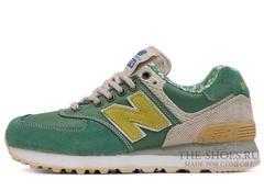 Кроссовки Женские New Balance 574 Nature Pack