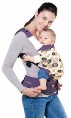 Эргономичный слинг-рюкзак Amazonas Smart Carrier Blueberry (черника)