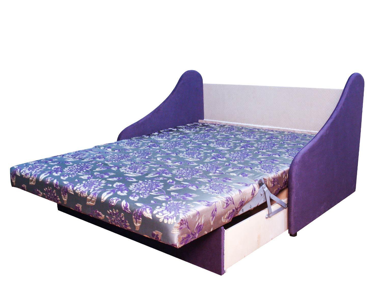 диван Бостон, спальное место 1480х1900 мм + ящик для белья