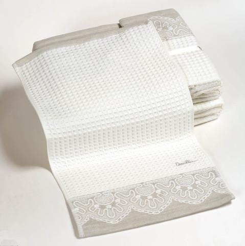 Полотенце 30x50 Devilla Lille белое