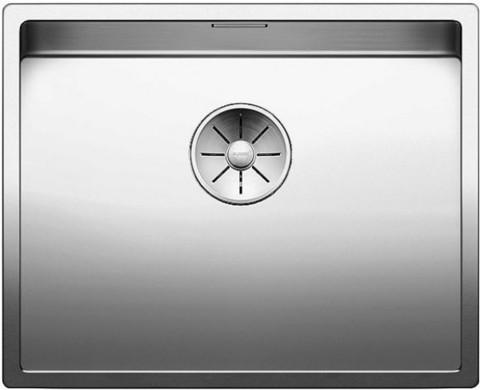 Кухонная мойка Blanco Claron 500-IF Durinox, нержавеющая сталь