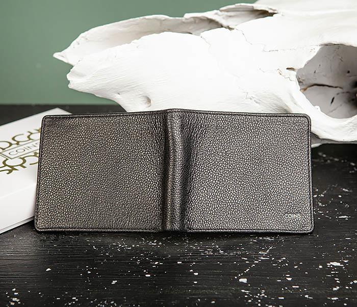 WL320-1 Классическое мужcкое портмоне для карт и купюр, «Santini» фото 04