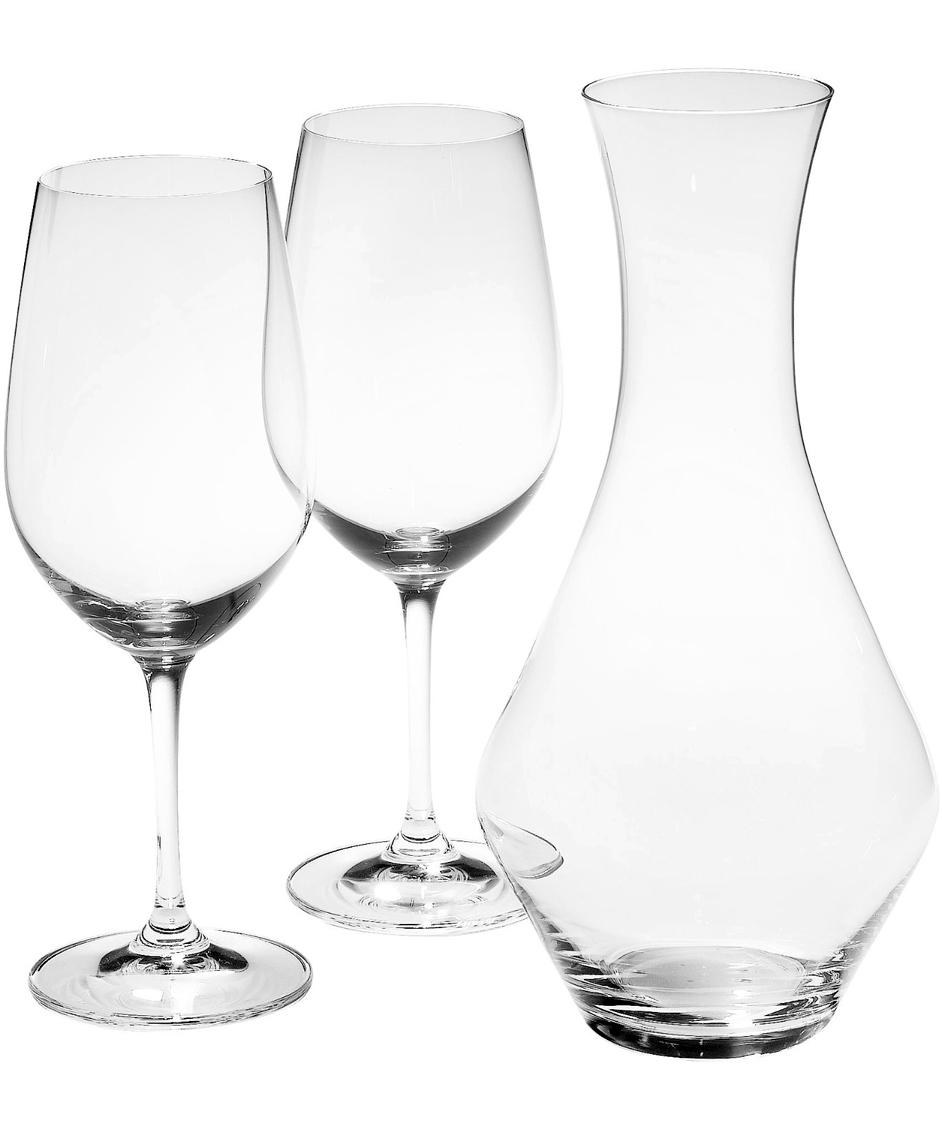 Бокалы Набор бокалов для красного вина 2шт 400мл и декантер 1шт 970мл Riedel Vinum Fortwo nabor-bokalov-dlya-krasnogo-vina-2sht-400ml-i-dekanter-1sht-970ml-riedel-vinum-fortwo-avstriya.jpg