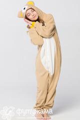 "Детская пижама-кигуруми ""Мишка"""