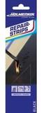 Ремонтный пластик для скользяка Holmenkol Repair Strips 5шт black