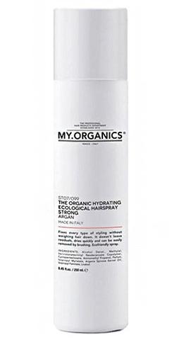 Увлажняющий экологичный спрей для укладки, My.Organics