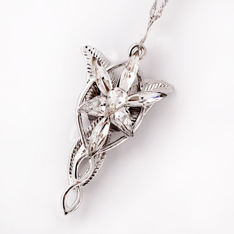 Lord of Rings Pendant Arwen Evenstar