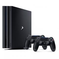 Sony PlayStation 4 Pro Black 1Tб (CUH-7208) + второй DualShock 4