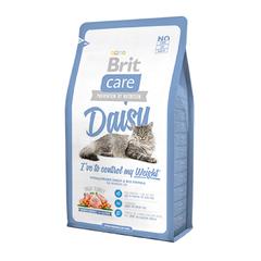 Brit Care Cat Daisy для кошек, склонных к излишнему весу
