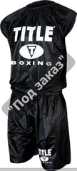 Костюм-сауна TITLE BOXING® PRO SET NYLON SWEAT SUIT