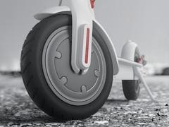 Электросамокат Xiaomi MiJia Smart Electric Scooter White M365 (RU+покрышки) белый